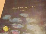 Kunstbuch Claude Monet 1989 - Frankfurt (Main)