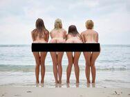 Erotisches Poster Akt-bild 100x75 cm