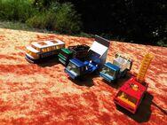5 Stück MATCHBOX Autos Lesney England / 5 tlg. Spielzeug Konvolut / Sammler - Zeuthen