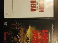 DVD Dawn of the Dead und Land of the Dead - Leck