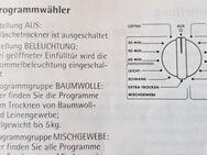 Programmschalter Dreefs ST 3345/6 AEG Lavatherm 5750 Kondenstrockner - Leverkusen