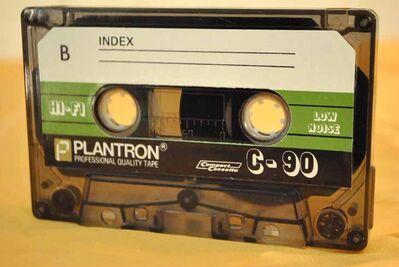 Audio Kassette Plantron Professional C - 60 - Zeuthen