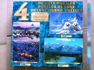 Deluxe Puzzle 4 verschiedene Spiele NEU OVP - Celle