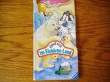 Spiel mit im Eisbären-Land-Ravensburger Verlag,von 1993,Bilderbuch zum kompletten Aufklappen !