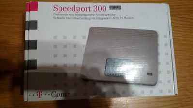 Telekom Speedport 300 neu, ovp - Hamburg