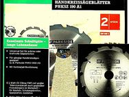 2 Handkreis-Sägeblätter 12 Zähne FWF , 19 x 2,6 mm - Neu - Groß Gerau