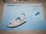 Playmobil 4471 Zollschiff - Essen