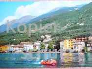 Ansichtskarte aus den 70er Jahren-Brenzone am Gardasee - Niederfischbach