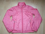 Mädchen Jacke Kinder Übergangsjacke Windjacke Windbreaker Regenjacke Blouson rosa pink Gr. 152 NEU - Sonneberg