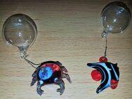 Glasfische 2 x Glaskugelfische Aquarium Dekoration Unikate - Verden (Aller)