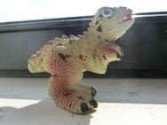 Dino-Figur / Hartgummi / Dinosaurier /neuwertig / unbespielt - Duisburg