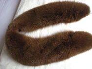 Pelzkragen echter Fuchspelz Farbe Rotfuchs - Moers