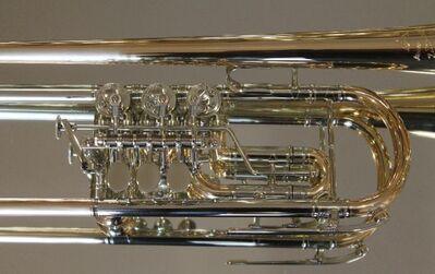 Meister J. Scherzer Konzert - Trompete, Ref. 8228GT-L, Neuware / OVP - Hagenburg