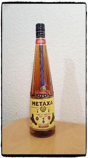 METAXA 5-Sterne ***** CLASSIC – THE GREEK SPIRIT 1,0 Liter 2003 - Nürnberg