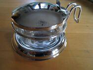 Parmesan-Metall-Glasdose - Weichs
