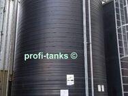 P181 gebrauchter 40.000 Liter PE-HD-Tank Kunststofftank doppelwandig Chemietank Formalin-Tank AHL/ ASL-Tank EisenIIIChlorid Salzsäure Natronlauge - Nordhorn