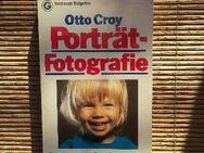 Porträt-Fotografie - Anregungen zu einem interessanten Thema fotografierter Technik. Broschierte TB-Ausgabe v. 1979. Otto Croy (Autor) - Rosenheim