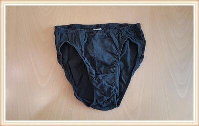 SCHIESSER sexy Herren Männer Slip Shorts schön schwarz ;-) - Nürnberg