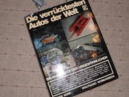 Buch Die Verücktesten Autos Der Welt 1970 Studentenwiege Dieter Korp Wolfgang Schmarbeck Oldtimer - Bottrop