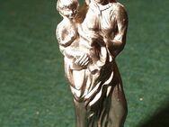 Madonna mit Christuskind aus Zinn Höhe 10 cm, Gewicht ca. 235 gr. - Spraitbach