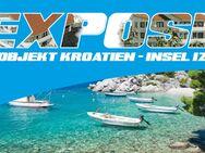Insel-Grundstück mit Meerzugang Kroatien - Burgoberbach