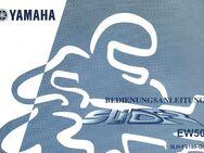 Bedienungs- Anleitung (B. A.) für Yamaha Slider E W 50 - Bochum