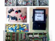 Diverse elekt. Bauteile zum basteln - Senftenberg