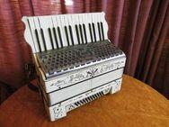 Antikes Akkordeon ca.1930 / Premiata Organetto Universal, Italien? / Sammler - Zeuthen
