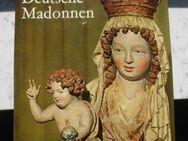 """Deutsche Madonnen, DuMont 1966 + Maria im Rosenhag """"Die Blauen Bücher, 1915"""" Mariendarstellungen Skulpturen Mittelalter 2 Bücher zus. 5,- - Flensburg"""