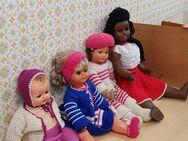 Deko-Puppen 4 Stück Sammlerpuppen verschieden groß - Kaufbeuren