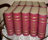 Schöne Aufbewahrungsdosen in Optik eines Buchbandes