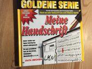 DATA BECKERs  Meine Handschrift   Buch und CD-ROM - Gladbeck