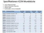 Neue ICON Mundstücke für Trompete bis Tuba - Hagenburg