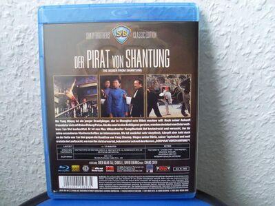 Der Pirat von Shantung Shaw Brothers uncut Blu-ray & DVD Erstauflage Sammler - Kassel