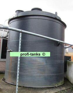 25.000 L PE-Tank Kunststofftank Chemietank AHL-Tank ASL-Tank Gülletank - Nordhorn