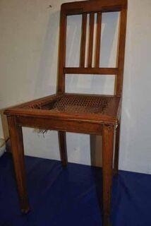 Jugendstil Stuhl In Kirschbaum Holzstuhl Aus Markt