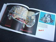 VW-Bus-Bücher, teilweise nicht mehr im Handel verfügbar, Teil1 - Rott (Inn)