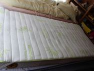 """Matratzenauflage """"Bambus Dema Regularis"""" für gesünderen Schlaf - Bad Belzig"""
