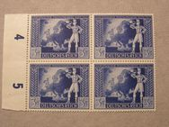 DR 4er Block,Euro.Postkongress1942,MiNr 820,  Lot 252