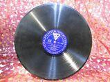 Alte Volksverband Schellackplatte, Georg Grüber Orchester / Gitarren, spielt auf