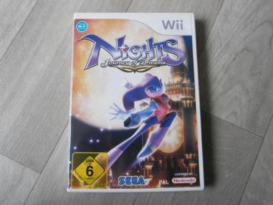 Nights - Journey of Dreams - Wii - Offenbach (Main) Bieber