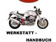 Werkstatthandbuch Moto Guzzi V 11 Sport  ab 3.01.in deutsch ! - Bochum Hordel