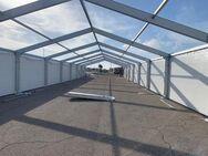 Wir finden Ihr Zelt Weidezelt Vorzelt Wohnwagenzelt Partyzelt Eventzelt Pferdezelt - Murchin