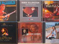 CDs aus Rock, Pop, Blues, Jazz & Klassik - Idstein