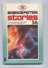 Science Fiction-Stories 56 von Lewis Padgett Dreimal Galloway Gallegher