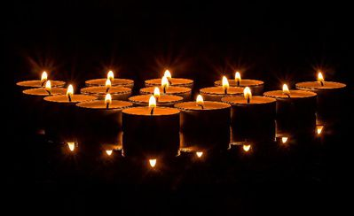 Candle-Light-Yoga - Bielefeld