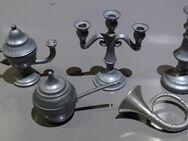 Zinn Miniaturen für Setzkasten Puppenhaus Sammler 0003 - Spraitbach