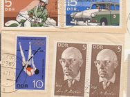 DDR-Briefmarken Lot unsortiert (1)  [406] - Hamburg