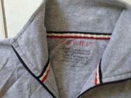 Esprit leichte sommerliche Sweatjacke XL hellgrau Jacke - Bonn