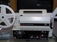 Eumig Mark S 807 D, Super 8 Projektor mit Koffer - Spraitbach